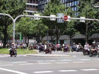 【運転免許】【悲報】大阪の町を1000台くらいの暴走族が爆走中 大阪住民激怒