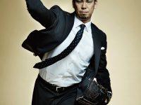 【個別銘柄】【衣類】「ミズノ」初のスーツが発売。上下セット、2万8800円